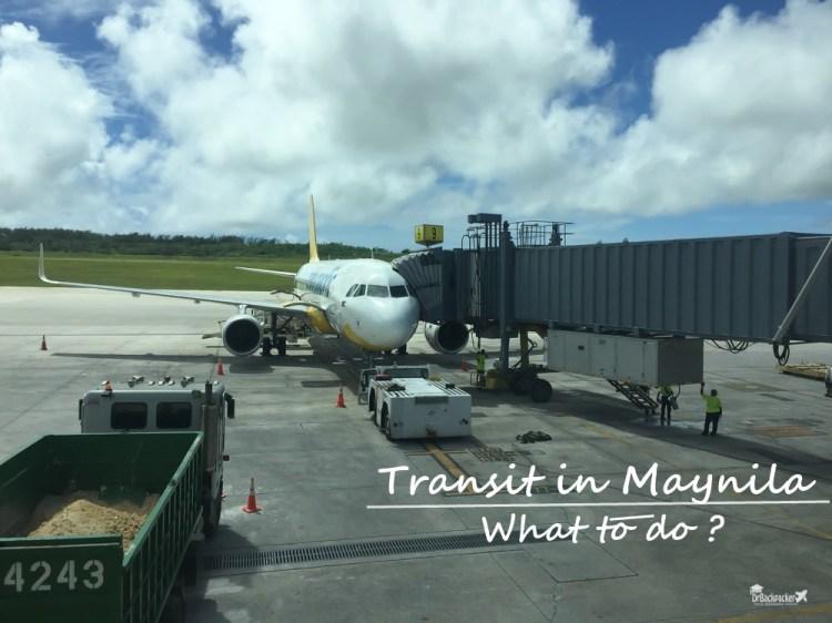 菲律賓馬尼拉機場轉機 | 如何度過漫長的轉機時光? 機場內外轉機行程安排建議