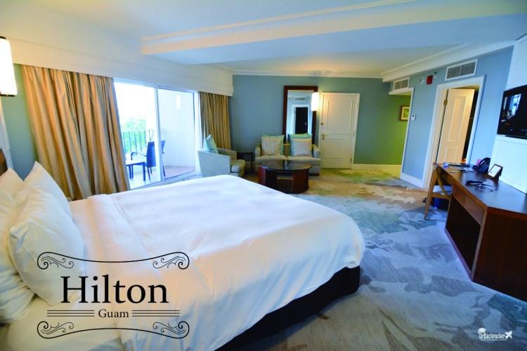 關島飯店推薦 | 希爾頓 杜夢灣都盡收眼底的海景房住宿體驗