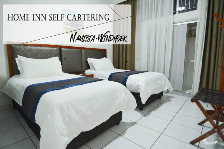 納米比亞住宿推薦 | 首都文豪克 可中文溝通 附早餐 地點超棒、空間超大的公寓式酒店Home inn self catering
