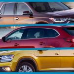 Top 10 Three Row Midsize Suvs For 2018 That Are Best For Big Families