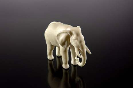 3D printed ivory is here, and it could be a game-changer for wildlife conservation