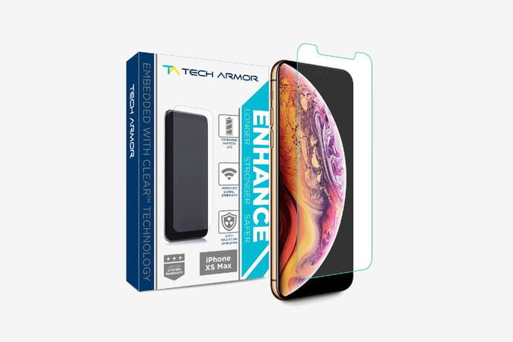 Tech Armor ENHANCE screen protector for iPhone XS Max