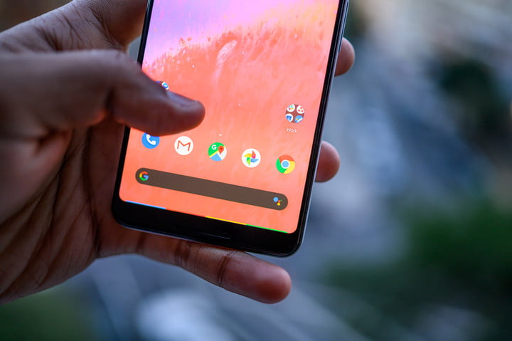 Android 10 Assistant Navigation