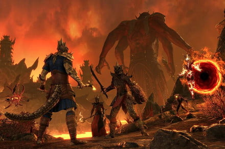 Elder Scrolls Online gets a next-gen update — and yes, that includes PS5