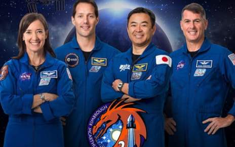 Meet SpaceX's Crew-2 astronauts before they blast off to space