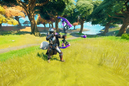 Fortnite challenge guide: How to craft mechanical bows