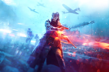Battlefield comes to mobile devices in 2022, Battlefield 6 reveal coming 'soon'