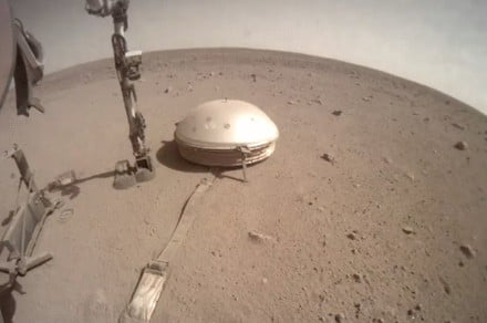 Marsquakes: NASA's InSight lander detects two sizable tremors