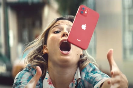 Apple ad touts iPhone 12's Ceramic Shield screen, but how about scratches?