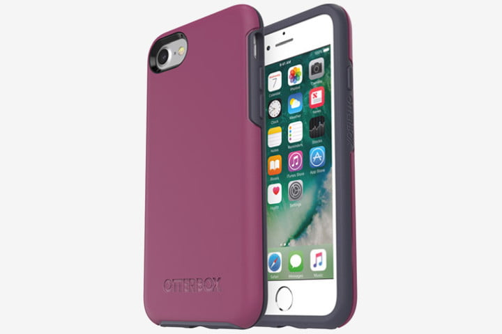 Otterbox Symmetry Series Case for iPhone 8 in Mix Berry Jam color