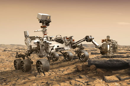 NASA's Perseverance rover has 23 different cameras. Here's what they do