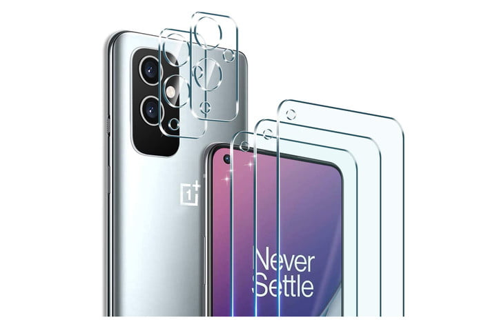 PulenTempered Glass Screen Protector for OnePlus 9