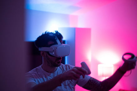 It's no gym. But VR fitness made sweating fun again