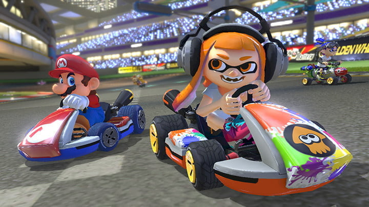 Best Nintendo Switch multiplayer games