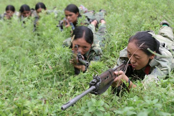 Image result for maoist guerillas nepal
