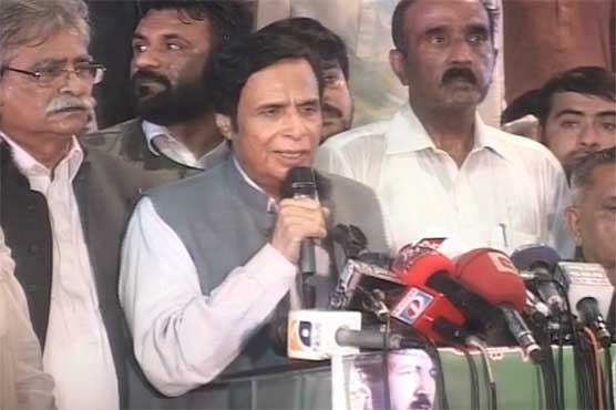 Forget Dawn Leaks, all parties must focus Panama case JIT: Pervez Elahi