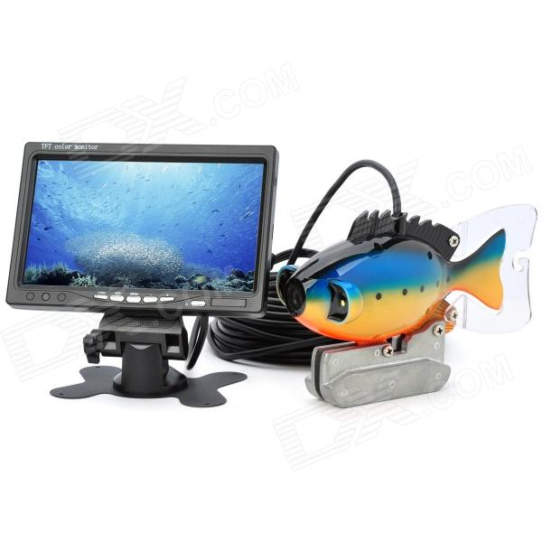 "GSY8000A 7"" TFT Underwater Fish Finder Video Camera Standard Set w/ 20m Cable - Black Marcum VS825SD Underwater Camera with 8 inch screen Marcum VS825SD Underwater Camera with 8 inch screen sku 170271 1"
