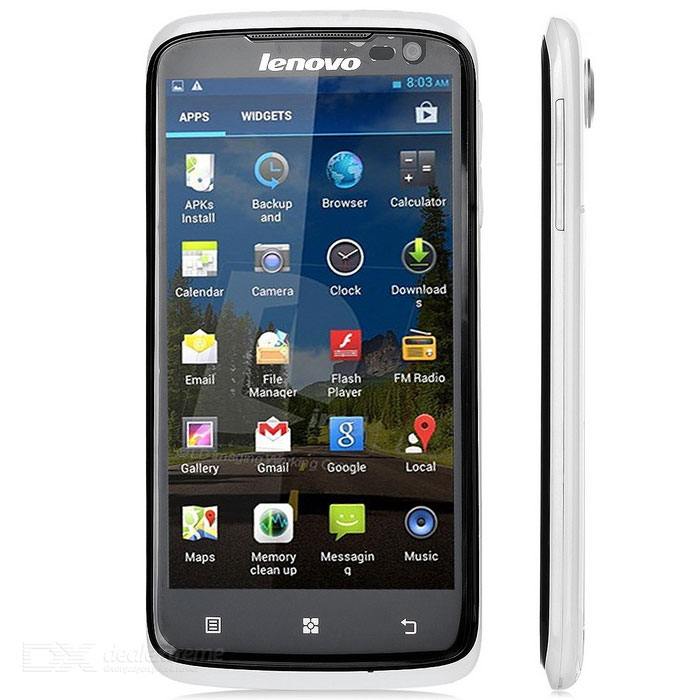 "Lenovo S820 MTK6589 Quad-Core Android 4.2 WCDMA Bar Phone w/ 4.7"", 13.0 MP Camera, 4G ROM - White hasselblad h6d-100c medium format dslr camera Hasselblad H6D-100c Medium Format DSLR Camera sku 278989 1"