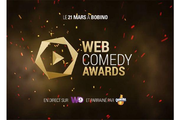 Web Comedy Awards sur w9 : les humoristes du web récompensés.
