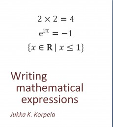 Mathematical Expressions