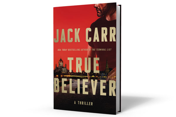 """SIG SAUER Academy to Host Exclusive Book Signing Event with Best-Selling """"True Believer"""" Author Jack Carr"""