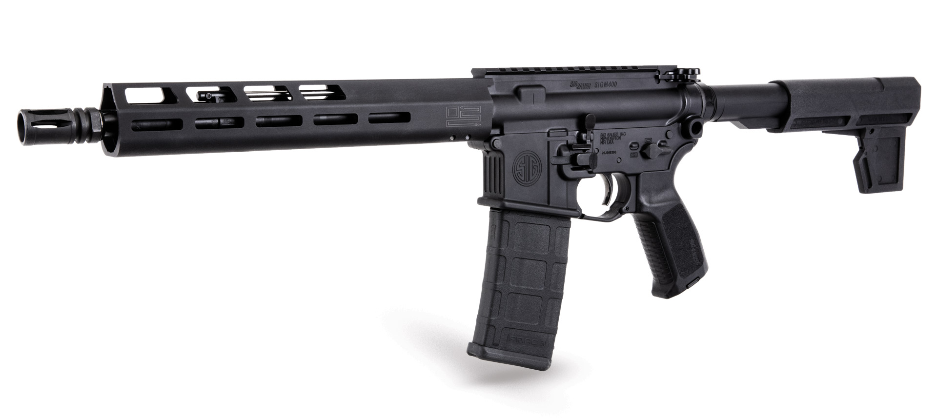 SIG SAUER Expands TREAD Brand with Introduction of M400 TREAD Pistol