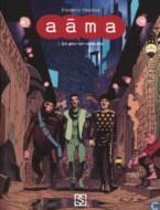 Aâma - 01 - De Geur Van Warm Stof