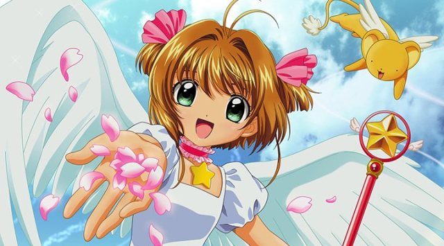 Sakura, cazadora de cartas