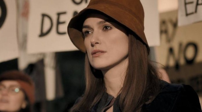 Keira Knightley 'Misbehaviour' 'Breaking the rules'