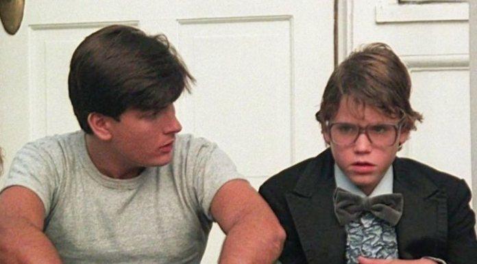'Charlie Sheen and Corey Haim'
