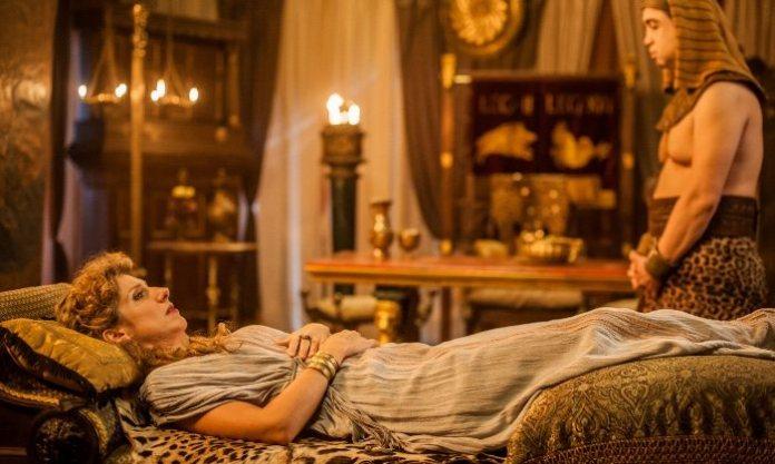 Valeria in 'Just before Christ'