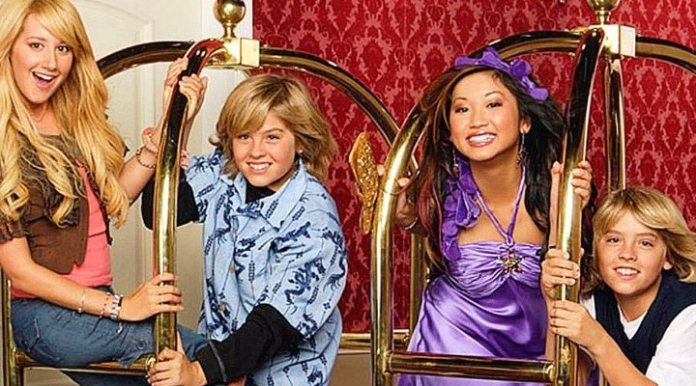 Hotel, dulce hotel: The adventures of Zack and Cody