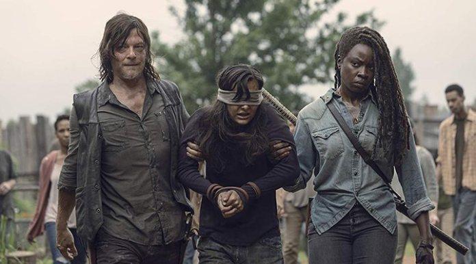 'The Walking Dead'
