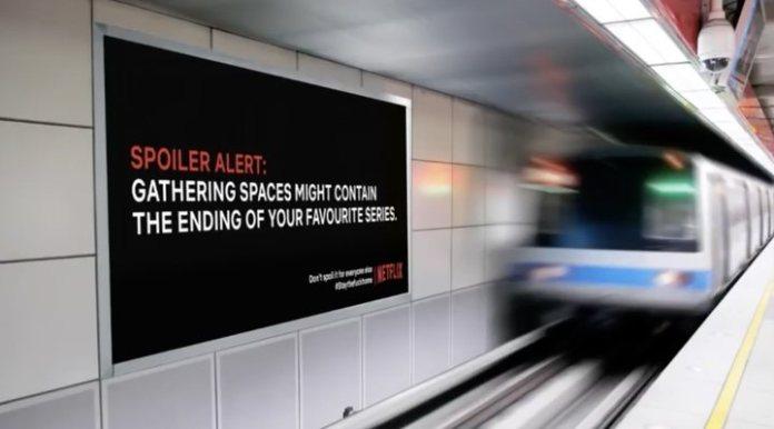 Campaign spoilers Netflix