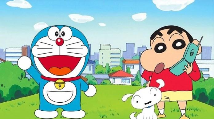Debate 'Doraemon' or 'Shin Chan'