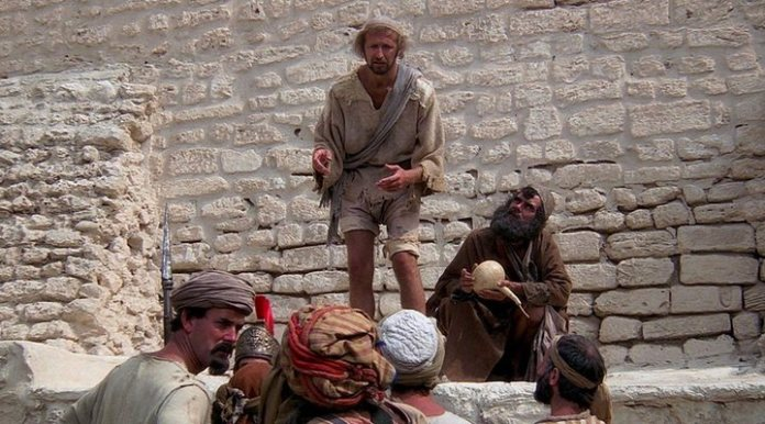 The 'life of Brian'