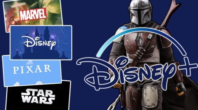 Release Disney+ in Spain