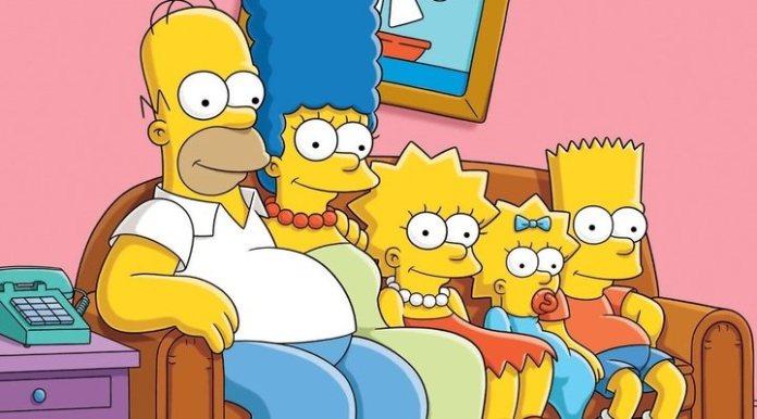 'The Simpsons' in Disney+