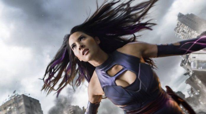 Olivia Munn in 'X-Men: Apocalypse' (2016)