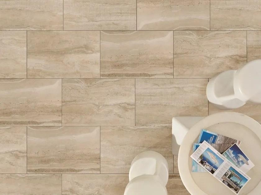 outdoor floor tiles with travertine