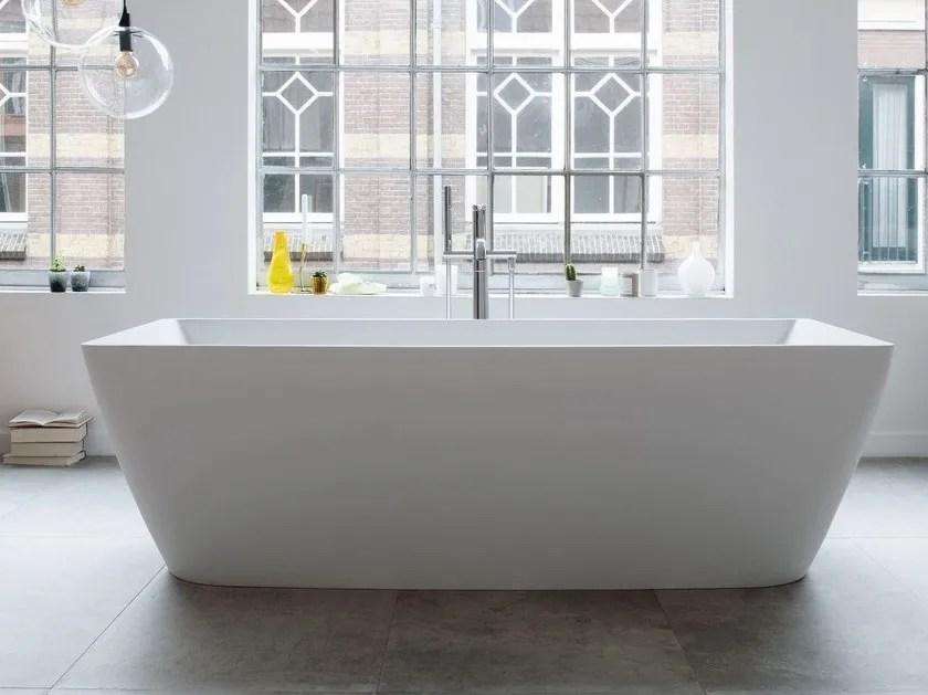 baignoire ilot durasquare baignoire by duravit