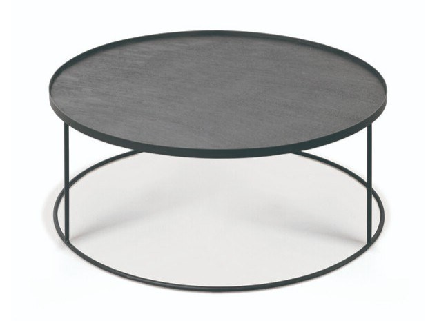 round tray table coffee table by