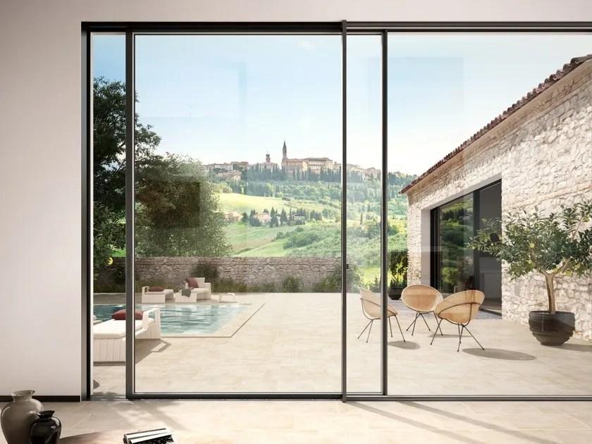 aluminium patio door schuco ase 67 pd
