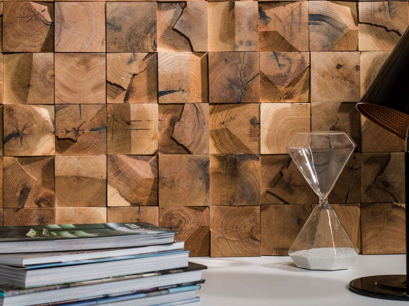 Wooden 3D Wall Mosaic WOOD MOSAICS - L'Antic Colonial