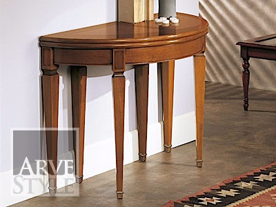 Canaletto Demilune Console Table Canaletto Collection By Arvestyle