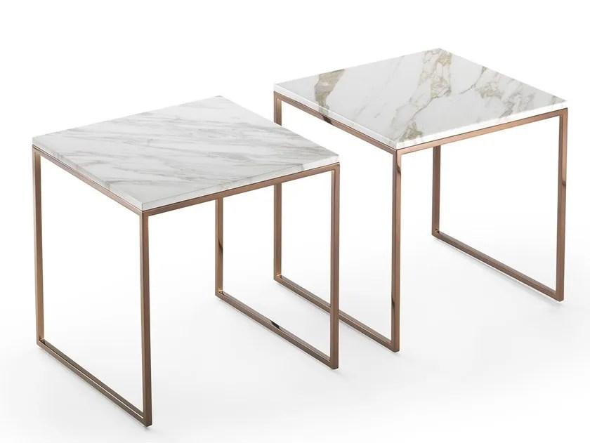frame square bedside table frame