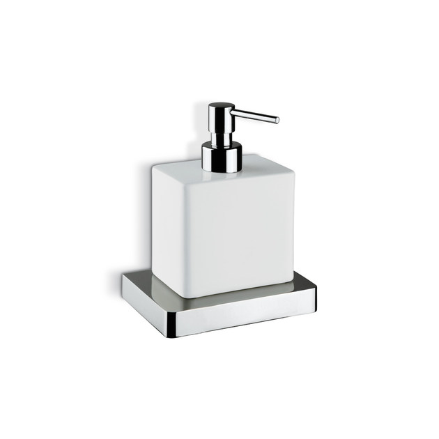 bathroom soap dispenser by newform