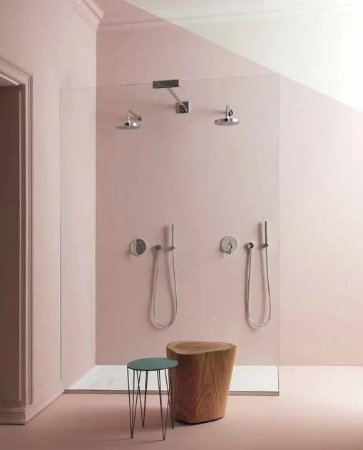 Contemporary style single handle shower tap ZoN 127+R99684 - ZUCCHETTI