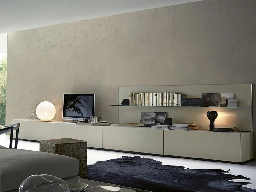 meuble tv bas by gallotti radice design