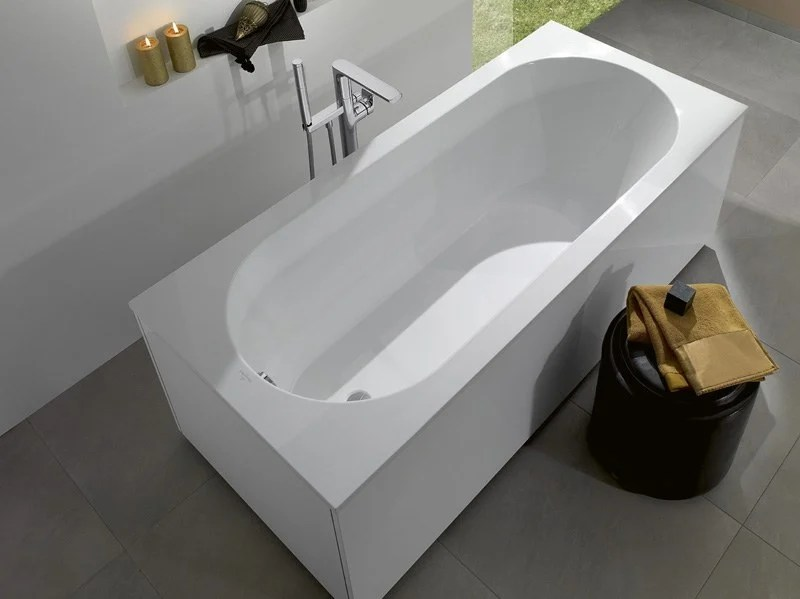 OBERON Bathtub By Villeroy Amp Boch